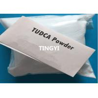 China For Liver Disorder Animal Extracts Pharmaceutical Raw Powder Tauroursodeoxycholic Acid / TUDCA CAS 14605-22-2 on sale