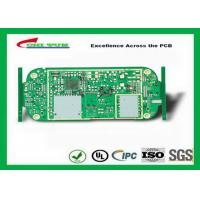 China Impedance Control PCB 10Layer FR4 TG170 BGA IMmersion gold HDI circuit board on sale