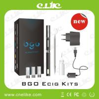 China BGO Vaporizer Smoke Wax/E-liquid and Dry Herb/Loose Tobacco Together Ecigarette with Lcd Battery wholesale