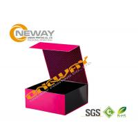 Wholesale Unique Design Flat Ship Cardboard Foldable Printed Packaging Boxes CMYK printing from china suppliers