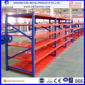 Metallic Galvanized / Powder Coated Steel Long Span / Medium Duty Rack  800kg capacity