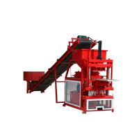 Buy cheap Hydraulic Earth Block Making Machine Fully Automatic Less Workers Involved from wholesalers