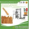 Buy cheap Máquina de envasado de alta velocidad con pesador de cabezas múltiples para palitos de pan de alimen from wholesalers