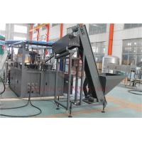 China Eco Drinking Water PET Bottle Blow Moulding Machine Automatic 330ml - 2000ml on sale
