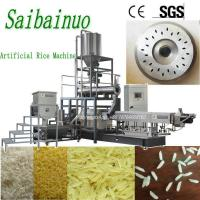 China Instant Rice Machine /Artificial Rice Processing Line /Fast Cooked Instant Rice Machine wholesale