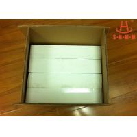 China Medical Absorbable Suture Plant Fiber Paper Rectangle Shaped Milky Color wholesale