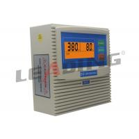 China Integrated Design Intelligent Pump Controller 50Hz Frequency With Segment Display on sale