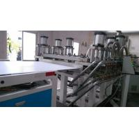 China 260kw Plastic Sheet Making Machine , PVC Foam Board Production Line wholesale