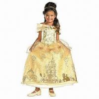 China Fancy Dress, Made of 100% Polyester, Suitable for Kids wholesale