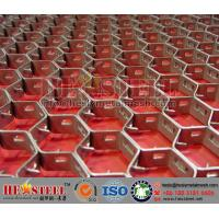 China SS304 Hexsteel Refractory anti-abrasive linings for cyclones wholesale
