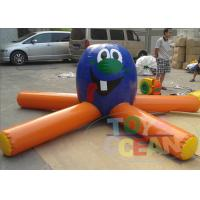 China Mini Floating Inflatable Water Game Rentals Customized  For Children wholesale