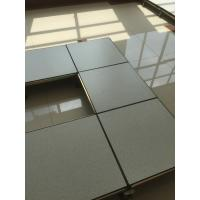 Anti Static Floor System : Anti static hpl raised floor system with sides for multi