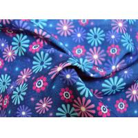 China Tear - Resistant Patterned Polyester Fabric Non Harmful Dust And Waste Created wholesale
