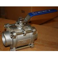 China Class 1000 WOG Full  Bore Type Ball Valve As MSS SP-110 Standard wholesale