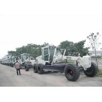 China 153 kw Engine Road Construction Grader Heavy Equipment With Hydraulic System wholesale