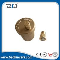 Quality 15mm brass water  radiator valve automatic air vent valve with check valve ,Vertical adjusting air vent valve for sale
