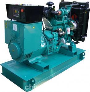 China High Speed FG WILSON 150 KVA Generator 3 Phase 4 Wires Environmentally Friendly wholesale