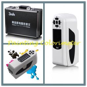 China Plastic colorimeter color measuring instrument wholesale