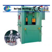 Buy cheap Turntable Type Wet Blasting Equipment One Gun Air Consumption 0.4 - 0.8Mbar from wholesalers