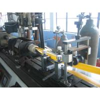 China PE HDPE Single Screw Extruder For 4.5mm - 50mm Energy Supply Pipe wholesale