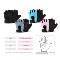 China Hot Sale Fitness Weightlifting Gloves Exercise Bodybuilding Workout Gloves Training Gym Gloves sports wrist support wholesale