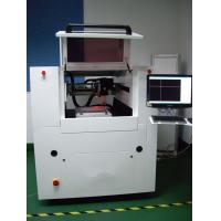 China High Density Graphics CNC Laser Cutting Machine With Little Carbonation wholesale