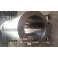 China Gears Carbon Steel Foring Rings Sleeve JIS S45CS48C DIN 1.0503 C45 IC45 080A47 CC45 SS1650 F114 SAE1045 wholesale
