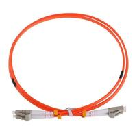 China Colored Fiber Optic Patch Cord Sc Lc , Fiber Optic Patch Cables Single Mode wholesale