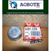 China Single Row FAG Roller Bearings 6301.2ZR For Pharmaceutical wholesale