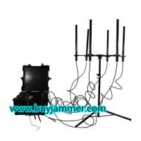 27 mhz jammer - 90W High Power 6 Bands Jammer Jamming for cellular GPS