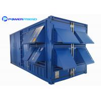 China 500kva 400kw Soundproof Diesel Container Generator Set CE / ISO9001 Certificate wholesale