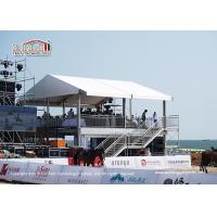 China Strong Frame 20 Meter Width Sport Event Tents For Outdoor Temporary 500 People Horse Competition wholesale