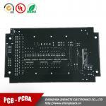 China ROHS DOUBLE SIDE BLACK PCB wholesale