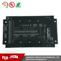 Buy cheap ROHS DOUBLE SIDE BLACK PCB from wholesalers