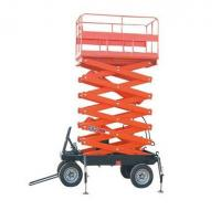 Wholesale Self-propelled hydraulic lift platform from china suppliers