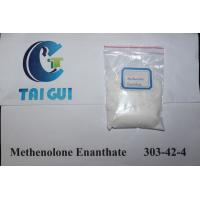 Quality Safety Methenolone Enanthate / Primobolan-depot Oral Raw Steroid Powders CAS 303 for sale