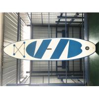 Buy cheap DWF Material Super Stable Inflatable River Surfing Board / Whitewater Blow Up from wholesalers