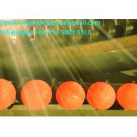 China Copper and Gold Mining high hardness good wear resistance Ball Mill  steel balls wholesale