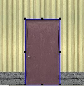 industrial door shutter