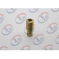 China 0.01KG CNC Precision Machined Parts , Small Brass Hollow Bolt For Electronic Equipments wholesale