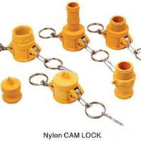 Buy cheap 4 inch Nylon hose fittings camlock quick coupling from wholesalers