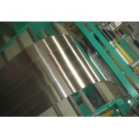 Quality Cold Rolling / Hot Rolling Aluminum Strip Coil Light Weight With Good Flexibilit for sale