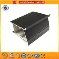 Powder Coated Aluminium Profile For Windows Or Doors Frame Champangn , Bronze