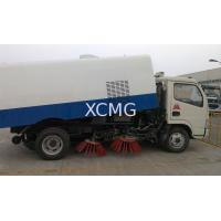China 8tons Multifunction Road Sweeper Truck / Waste Collection Vehicles wholesale