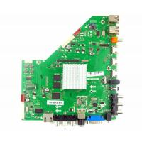 China Surface Mount PCB Assembly THT / SMT PCBA Services With Leaded HASL wholesale