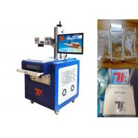 China UV Laser Marking Glass Engraving Machine For Plastic Glass Crystal wholesale