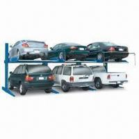 Quality Mini Lifting Mechanical Car Parking System, Simple and Convenient Operation for sale