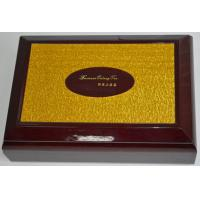 China Nice-looking durable art paper packaging tea gift boxes on sale
