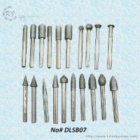 Wholesale Electroplated Diamond Needle Mounted Points - DLSB07 from china suppliers