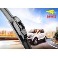 China 12 Inch Auto Parts Windshield Wiper Replacement Black With Certificate wholesale